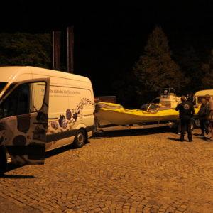 2.10 - Noční setkání Rakousko-motorest Gralla West (Graz)