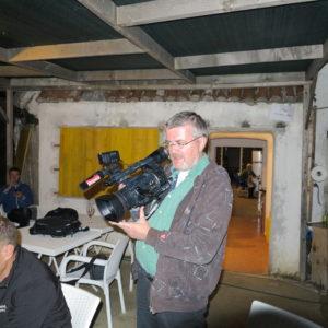 4.10 -Reportér TV Prima Honza Reinisch v akci