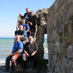 5.10-Vlastivědná vycházka na Skanderbegův hrad