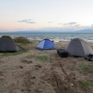 Druhá polovina tábora