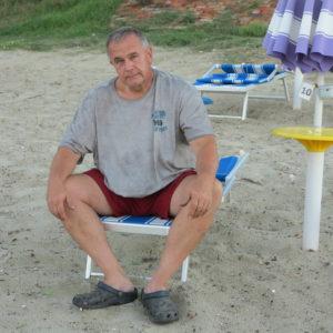 Ilja Michal-odpočívající