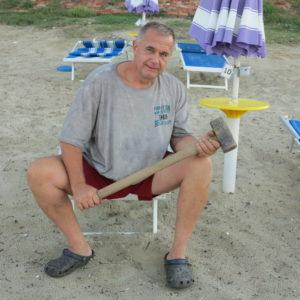 Ilja Michal-pracující