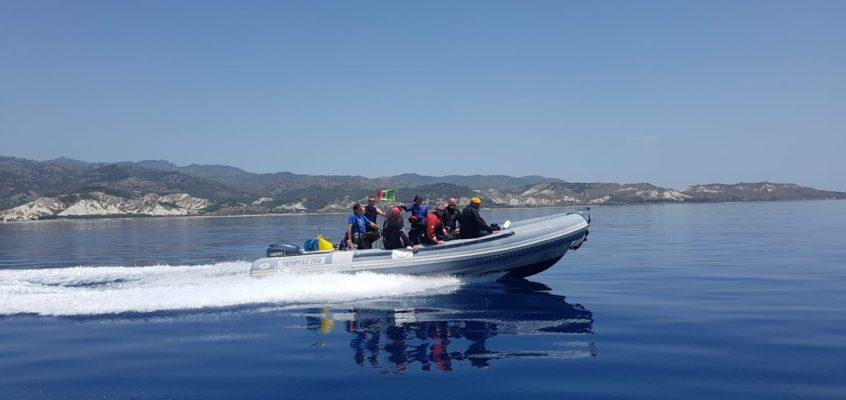 Potápění na S/S Bosforo