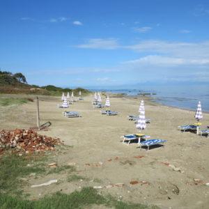 Pláž na Kepi i Rodonit