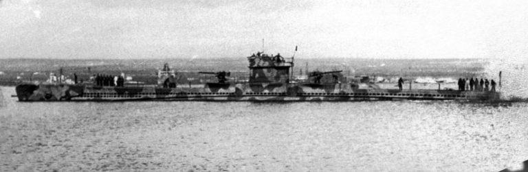 Oceánská ponorka a italský Thistlegorm