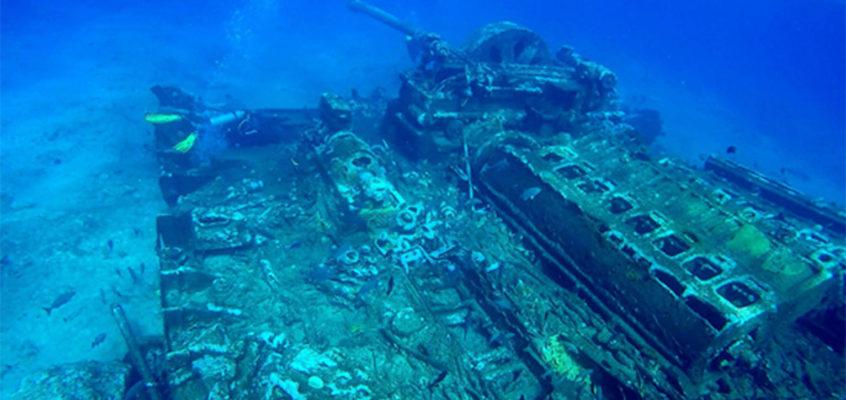 """Zpráva o výsledku potápěčské expedice """" M/S PIONÝR 2015"""""""