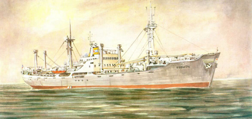 Československá námořní plavba ČNP